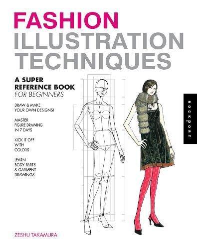 Pdf Fashion Illustration Techniques Epub Proos Pdf Fuul
