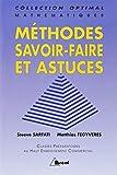 Mathématiques : Méthodes, savoir-faire et astuces