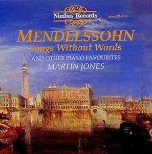 Mendelssohn: Piano Favourites