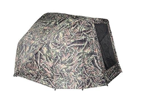 """MK-Angelsport """"Fort Knox Skin 3,5 Mann Dome nature """" Zelt Karpfenzelt"""