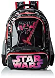 Star Wars Polyester 16 Inch Black and Red Children's Backpack (MBE-WDP0517) best price on Amazon @ Rs. 1381