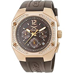 Carrera Unisex Quartz Watch Analogue Display and Stainless Steel Strap CW100122003