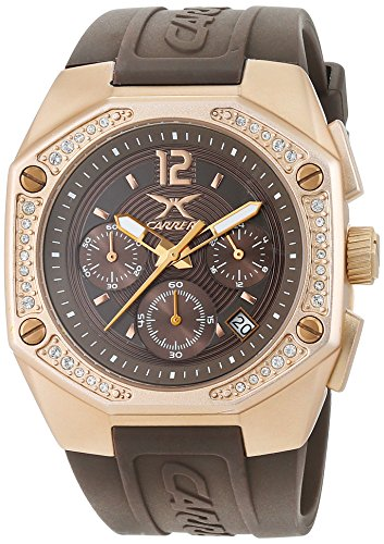 carrera-cw100122003-montre-mixte-quartz-analogique-bracelet-acier-inoxydable-argent
