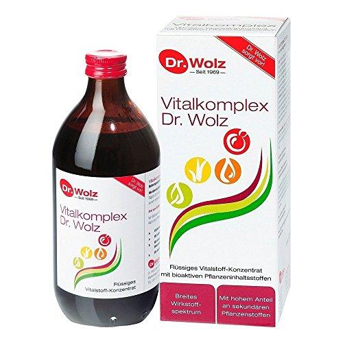 Dr. Wolz Vitalkomplex, 500 ml