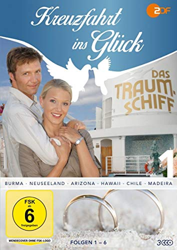 Box 1 (Folge 1-6) (3 DVDs)