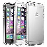Coque/ étui pour iPhone 6 Plus 5.5, SUPCASE Ares Full-body Rugged Clear Bumper Case protection robuste de tout le corp transparent avec protection d' écran intégré pour Apple iPhone 6 Plus 5.5