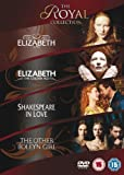 The Royal Collection - 4-DVD Box Set ( Elizabeth / Elizabeth: The Golden Age /...