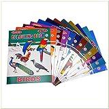 #5: Colouring Books Set of 12