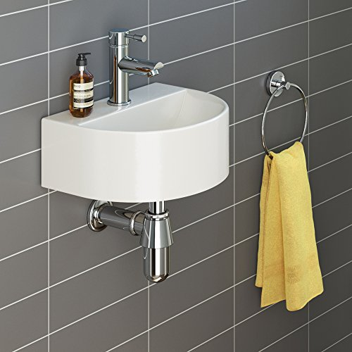 Top 67 Preeminent Small Sinks For Small Bathrooms Double Sink Bathroom  Vanity Wall Mount Sink Faucet Wall Hung Washbasin Wall Mount Vessel Sink  Creativity
