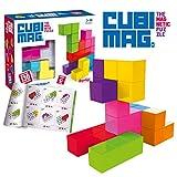 Lúdilo- CUBIMAG Rompecabezas Infantiles, niños, Puzzles 3D, Juegos magnéticos de Viaje, Juguetes educativos, increíble ma