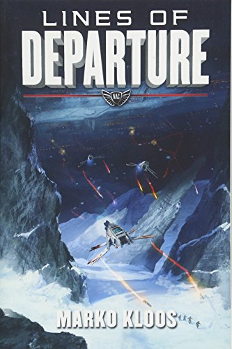 Lines of Departure (Frontlines, Band 2)