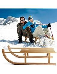 DONG Plegable / / esquí / patinaje coche de madera