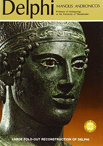 Delphi (Archaeological Guides)