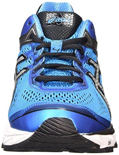 Asics Homens Prata 4 Gt Sapatos 1000 Preto Correndo Azul metil 4293 Azul tzqtr7wRx