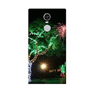Phone Candy Designer Back Cover with direct 3D sublimation printing for Xiaomi Redmi Note 3