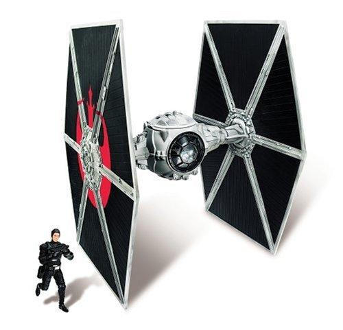 Star Wars Ekliptik Evader Droid Serie Pirat Version Tie Fighter mit Hobbie klivian Action Figur (Star Wars-droid-action-figuren)