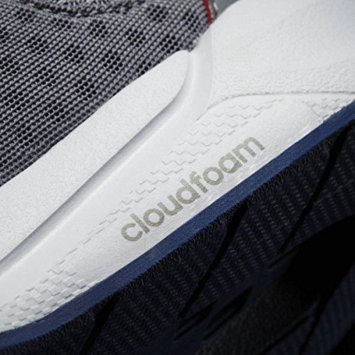 adidas Falcon Elite 5 Xj, Chaussures de Tennis Mixte Enfant Marron (Gris/ftwbla/azumis)
