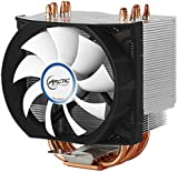 ARCTIC Freezer 13 - 200 Watt Multicompatible Low Noise CPU Cooler for AMD and Intel Sockets with pre-applied MX-4 High Performance Thermal Compound