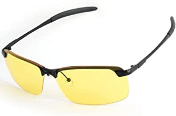 UV400 HD Night Vision Polarized Glasses Driving Sunglasses Eyewear