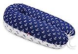 Scamp – Cojín universal para embarazo y lactancia, incluye   funda en varios diseños azul Pick Tourquoise