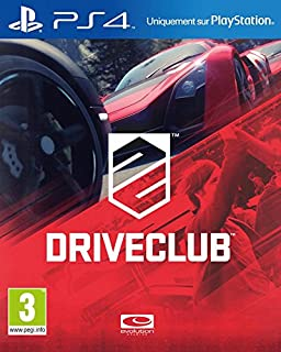 Driveclub (B00BJGXJES) | Amazon price tracker / tracking, Amazon price history charts, Amazon price watches, Amazon price drop alerts