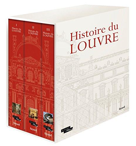 Histoire du Louvre (3 volumes sous coffret) par Geneviève Bresc-Bautier