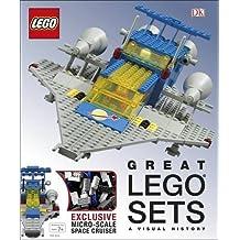 Great LEGO® Sets A Visual History by Daniel Lipkowitz (2015-10-01)