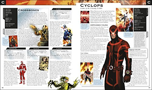 Marvel Encyclopedia - Updated Edition