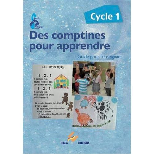 Des comptines pour apprendre Cycle 1