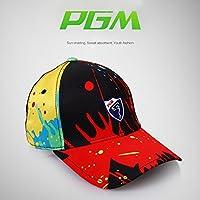 PGM Colorful Golf Caps Viseras deportes gorras de béisbol casquette, golf cap