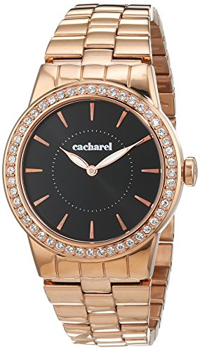 Cacharel Women's Quartz Watch CLD 010S-2AM with Metal Strap
