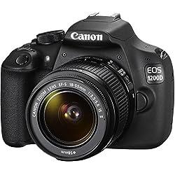 CANON EOS 1200D + 18-55 MM F/3 5-5 6