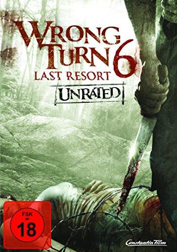 Wrong Turn 6 - Last Resort (Hostel Dvd)
