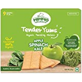 Mimmo Organics Tender YUMS - Apple, Spinach and Kale, 84g
