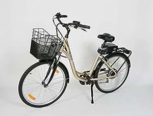 Vélo à assistance électrique LINARIA nouvelle version