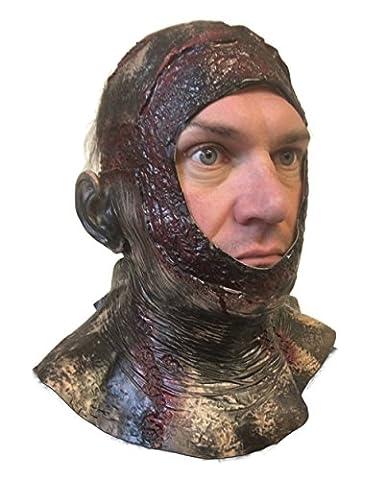 verrotten Bloody Kapuze Maske, voller Kopf, VS JASON, Halloween, Horror, Film Fancy Kleid Masken