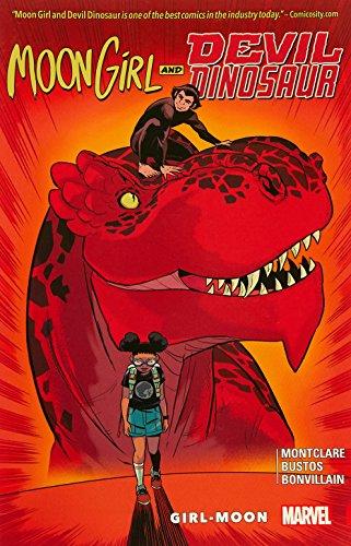 Moon Girl And Devil Dinosaur Vol. 4: Girl-moon por Amy Reeder