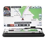 Rupse HUD Heads Up Display Universal Handy GPS Halter auf Auto