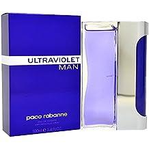 Paco Rabanne Ultraviolet Man -  Eau de toilette vaporizador, 100 ml