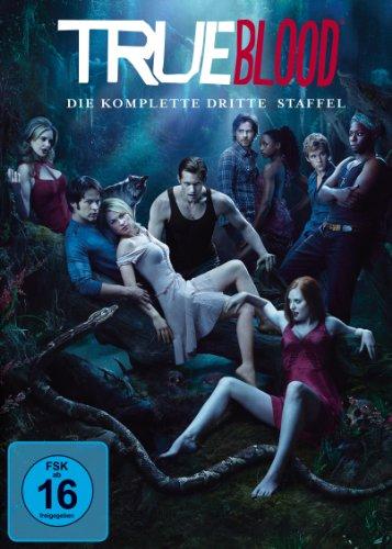 Bild von True Blood - Die komplette dritte Staffel [5 DVDs]