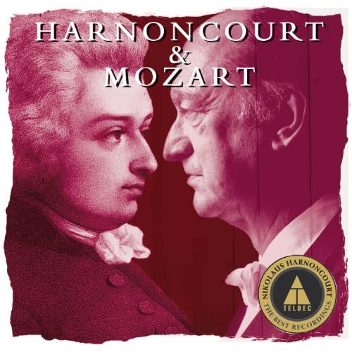 Harnoncourt Conducts Mozart