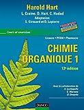 Chimie organique 1 - Tome 1 - 12ème édition - Livre+compléments en ligne