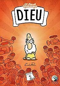 Book's Cover ofDIEU derrière les caméras: Un Samedi Quelconque - Livre 1