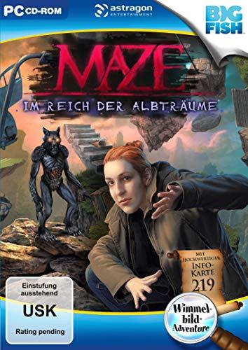 Maze: Im Reich der Albträume [ ]