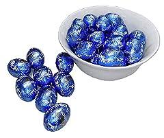 Idea Regalo - ovetti LINDT con cioccolato bianco e morbido ripieno agli agrumi 500 gr/ 1kg (500 gr)