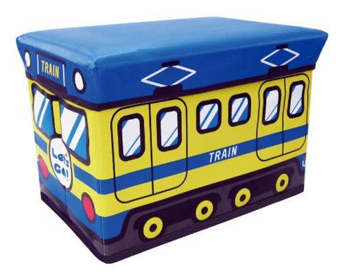 Strage Box Stool Train