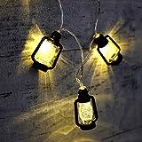 elegantstunning Innovation Mini LED Laterne Dekorative Farbe Lampe Lichterkette
