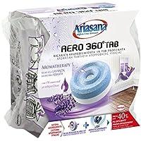 Ariasana, 2092214, Ricarica Tab assobiumidità per Aero 360, profumazione Lavanda, 450 g