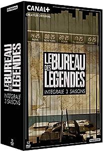 vignette de 'Le bureau des légendes n° Saison 1 - 1 à 3<br /> Le Bureau des légendes - Saison 1 : épisodes 1 à 3 (Eric Rochant)'
