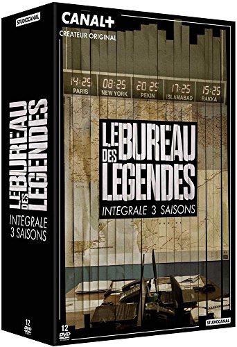 Le bureau des légendes n° Saison 1 - 1 à 3 Le Bureau des légendes - Saison 1 : épisodes 1 à 3